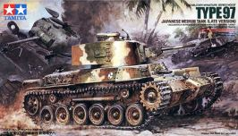 Tamiya Type 97 Shinhoto CHI-HA 35137