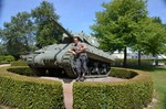 Amerikanischer M10 Tank Destroyer, Bayeux, Normandie